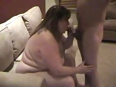 Bbw sucks off craigslist stranger