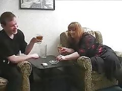 Fat russian mature mother fucked