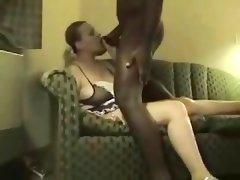 Cuckold bbc fucks a crossed wife