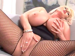 Blonde with shaved pussy laura orsolya..
